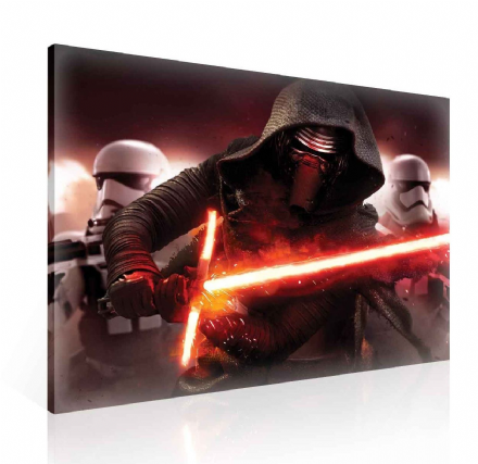 XXL Star Wars Force Awakens Kylo Ren 100x75cm